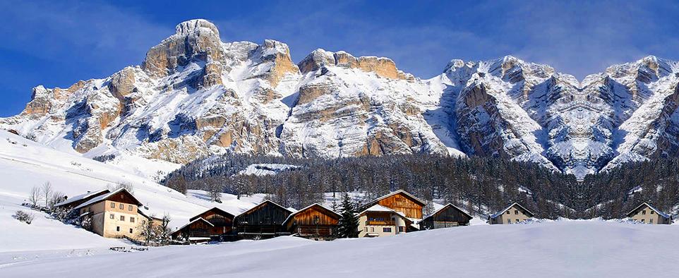 Clique e veja mais informações sobre esse incrível roteiro nos Alpes Italianos.