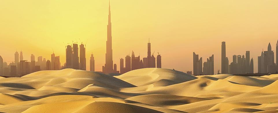 Clique e confira nossa seleção de hotéis em um oásis de luxo e riqueza no deserto.